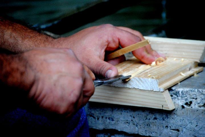 Costruire ancia per ciaramella