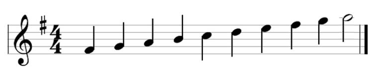scala ciaramella 8 fori